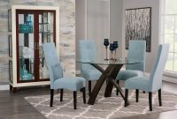 Modular Light Blue Dining Chairs Attractive In 10 | Winduprocketapps in Review Light Blue Dining Room