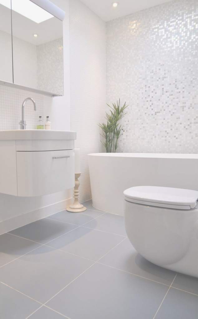 Modular Light Grey Bathroom Floor Tiles Light Grey Bathrooms On Pinterest within Good quality Cheap Bathroom Flooring