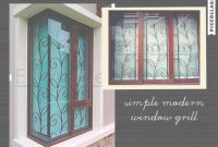 Modular Love The Simple N Modern Design Of This Window Grill. | Heartwarming inside Grill Design For Window
