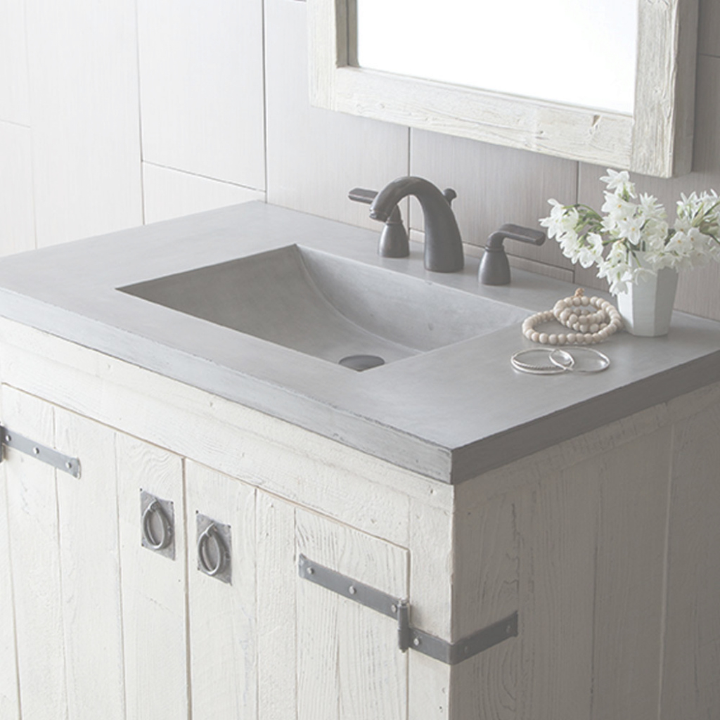 Modular Luxury Bathroom Vanity Tops | Native Trails regarding Unique Luxury Bathroom Vanity
