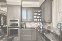 Modular Luxury Kitchen With Black Countertops 27 | Sweetlimonade regarding Black Countertop Kitchen