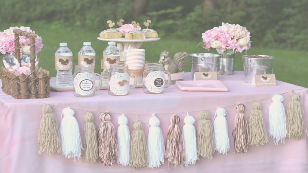 Modular Luxury Pink Baby Shower Themes - Baby Shower Ideas with regard to Best of Popular Baby Shower Themes