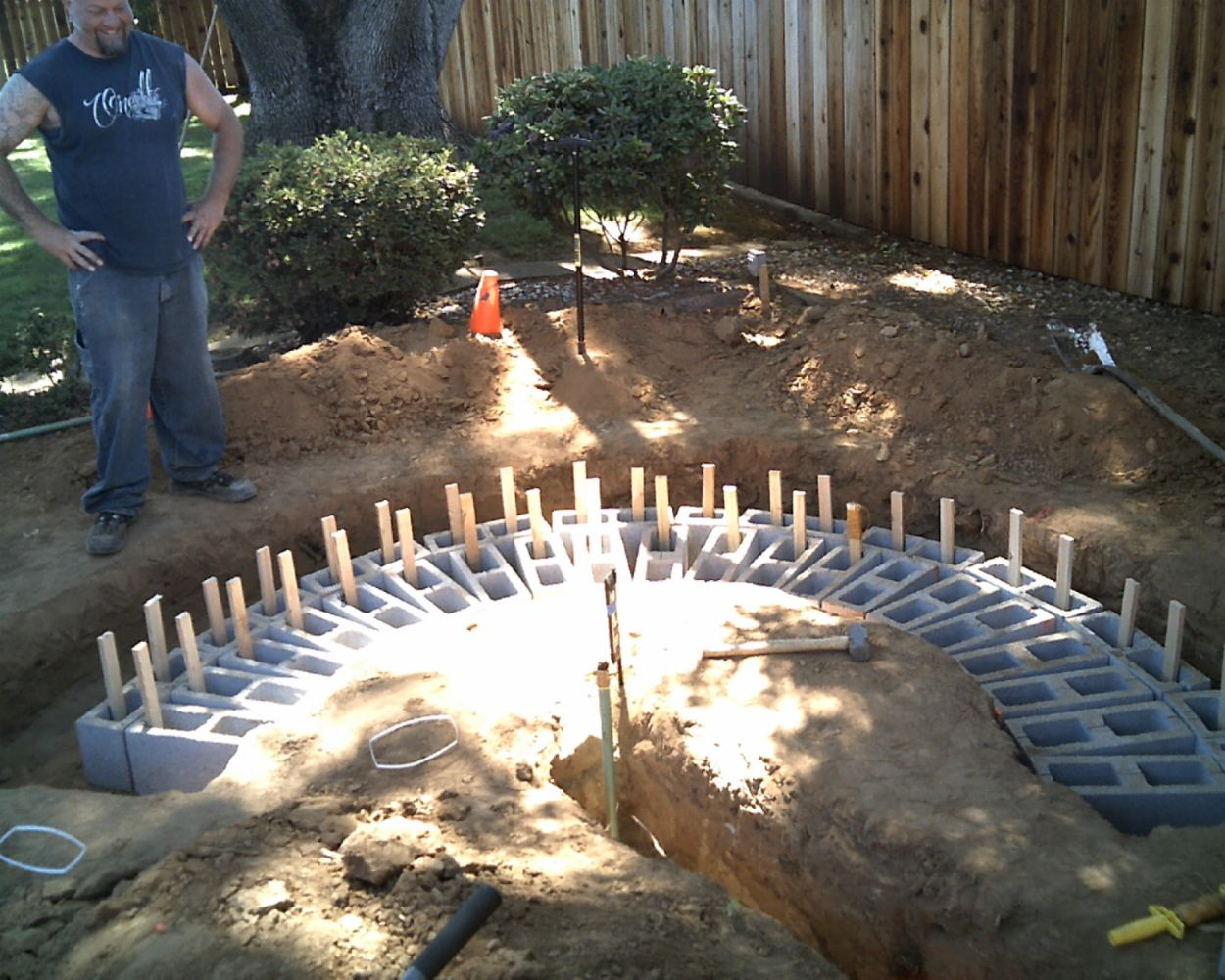 Modular Masonry And Concrete Works In Sacramento, Ca - California Backyard within Fresh California Backyard Roseville
