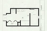 Modular Master Bathroom Layouts Floor Plans With Walk In For Shower Home pertaining to Beautiful Master Bathroom Layouts
