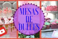Modular Mesas De Dulces – Mesas De Dulces Para Baby Shower – Youtube with Mesa De Dulces Para Baby Shower