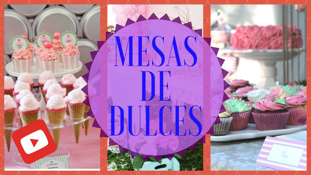 Modular Mesas De Dulces - Mesas De Dulces Para Baby Shower - Youtube with Mesa De Dulces Para Baby Shower