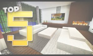 Modular Minecraft - Living Room Designs & Ideas - Youtube intended for Minecraft Living Room Ideas