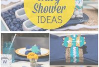 "Modular Nautical Baby Shower / Baby Shower ""ahoy It's A Boy"" 