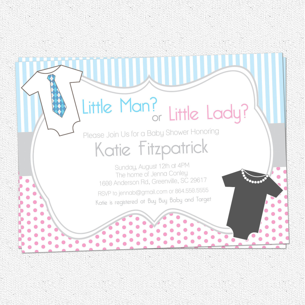 Modular Neutral Baby Shower Invitations - Reignnj throughout Review When To Have Your Baby Shower