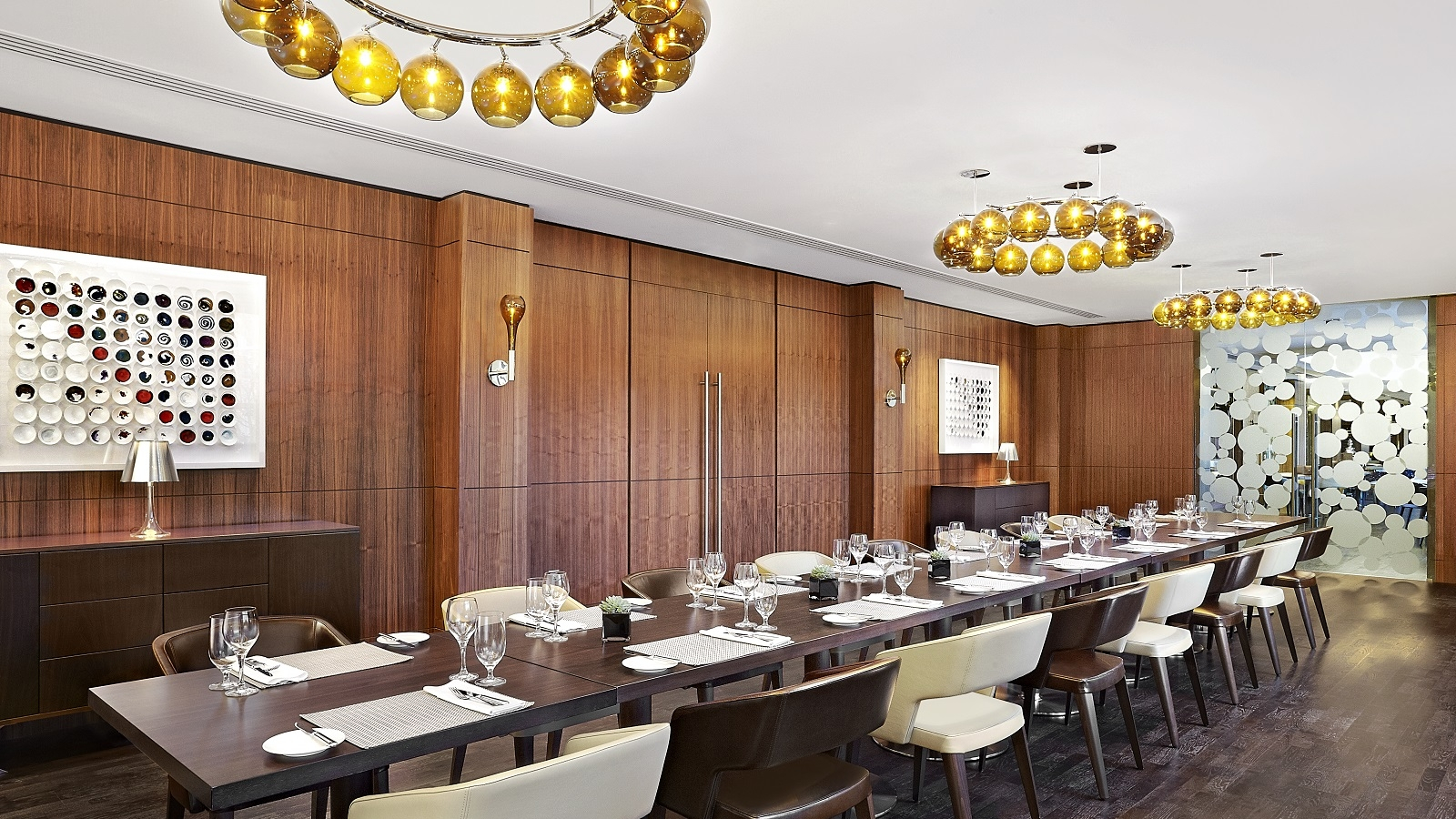 Modular One Square Edinburgh | Private Dining Room intended for The Dining Room Edinburgh