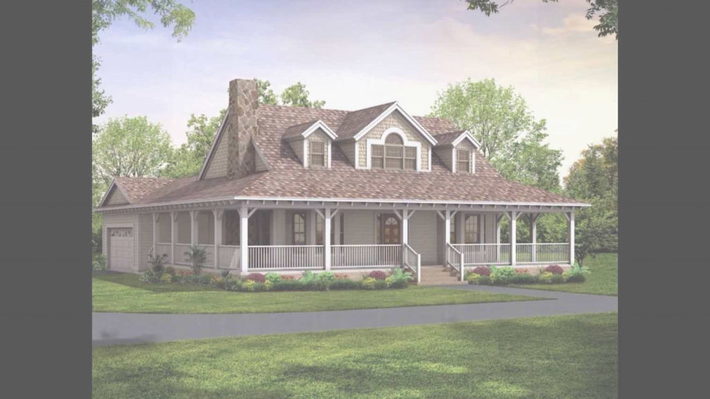 Modular One Story Country House Plans With Wrap Around Porch Best Of The with Country Homes With Wrap Around Porch