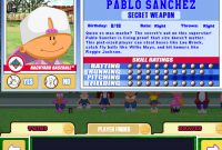 Modular Pablo Sanchez Screenshots, Images And Pictures – Giant Bomb inside Pablo Sanchez Backyard Baseball