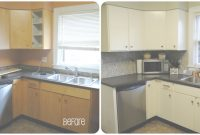Modular Painting Kitchen Cabinets Before And After Photos | Sciclean Home Design intended for Painted Kitchen Cabinets Before And After