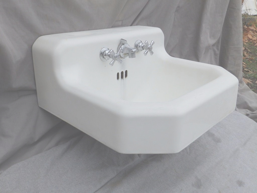 Modular Pretentious Design Cast Iron Bathroom Sink Modern House Unique throughout Cast Iron Bathroom Sink