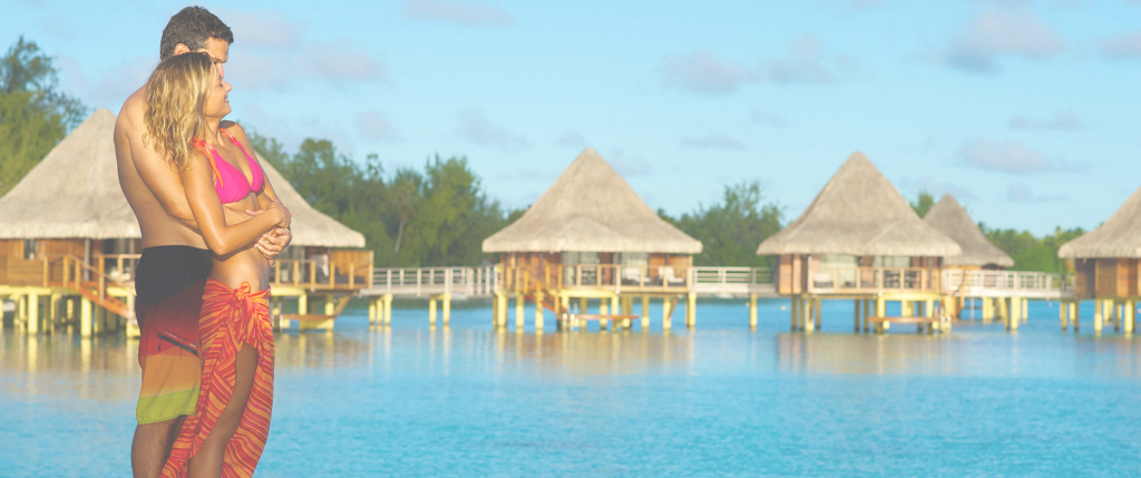 Modular Romantic Honeymoon Packages - Romantic Vacation - Destination for Overwater Bungalows All Inclusive