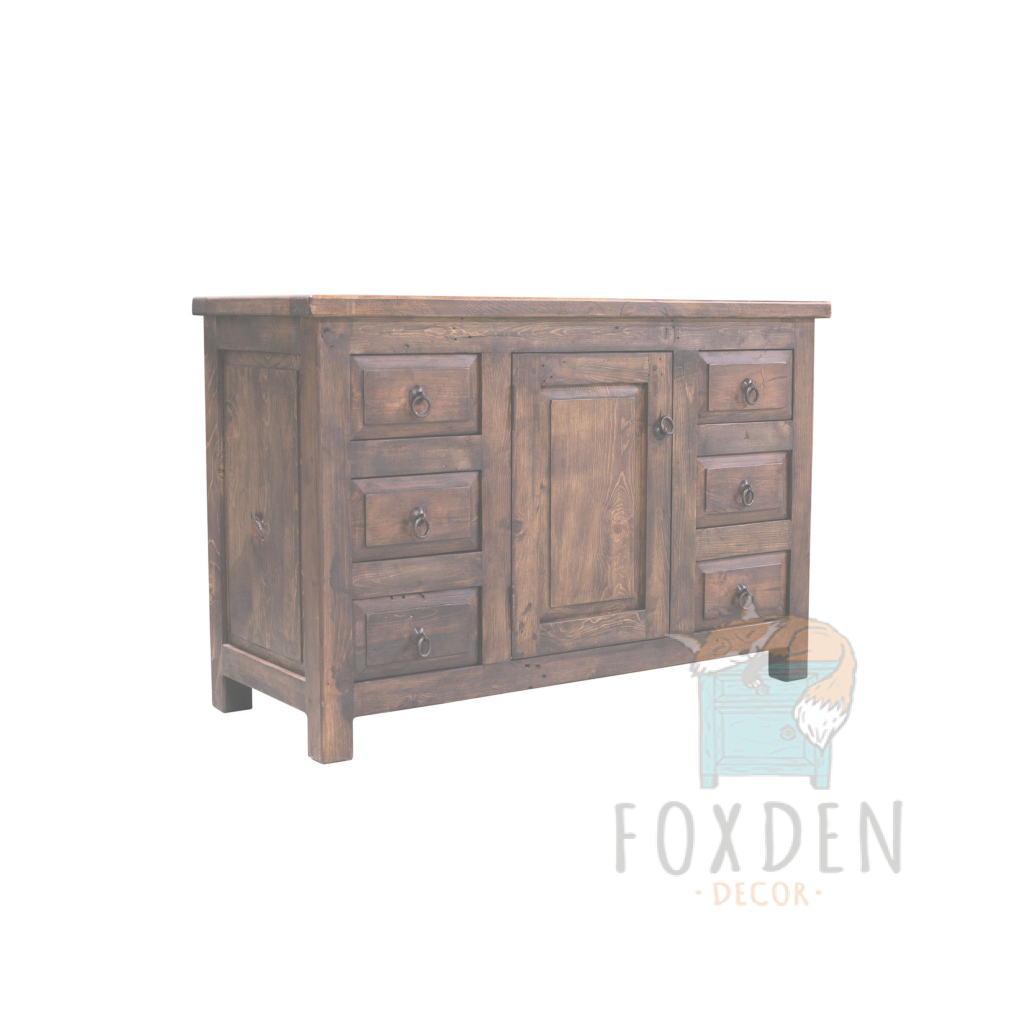 Modular Samson Bathroom Vanity - intended for Set Bathroom Vanity Rustic