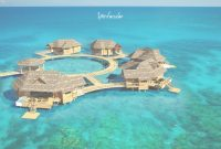 Modular Sandals To Open Over-Water Bungalow Suites In Jamaica | I Am A Jamaican for Set Overwater Bungalows Jamaica