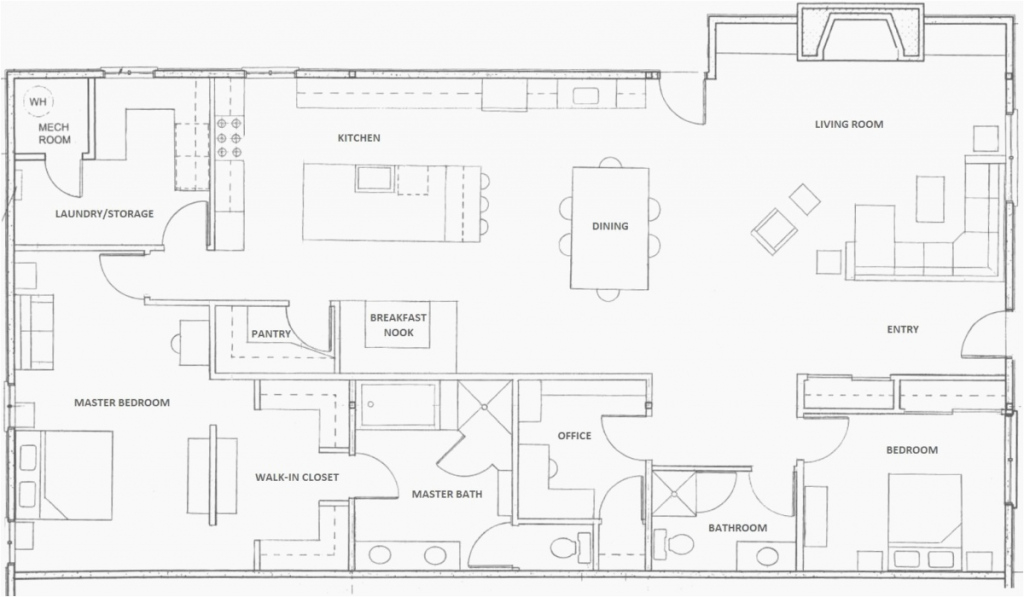 Modular Sketchup Templates Photo Sketchup Floor Plan Excellent Google intended for Lovely Google Sketchup House Plans Download Image