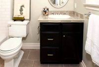 Modular Small Bathroom Vanity Cabinet Ideas – Youtube regarding Bathroom Vanity Cabinet