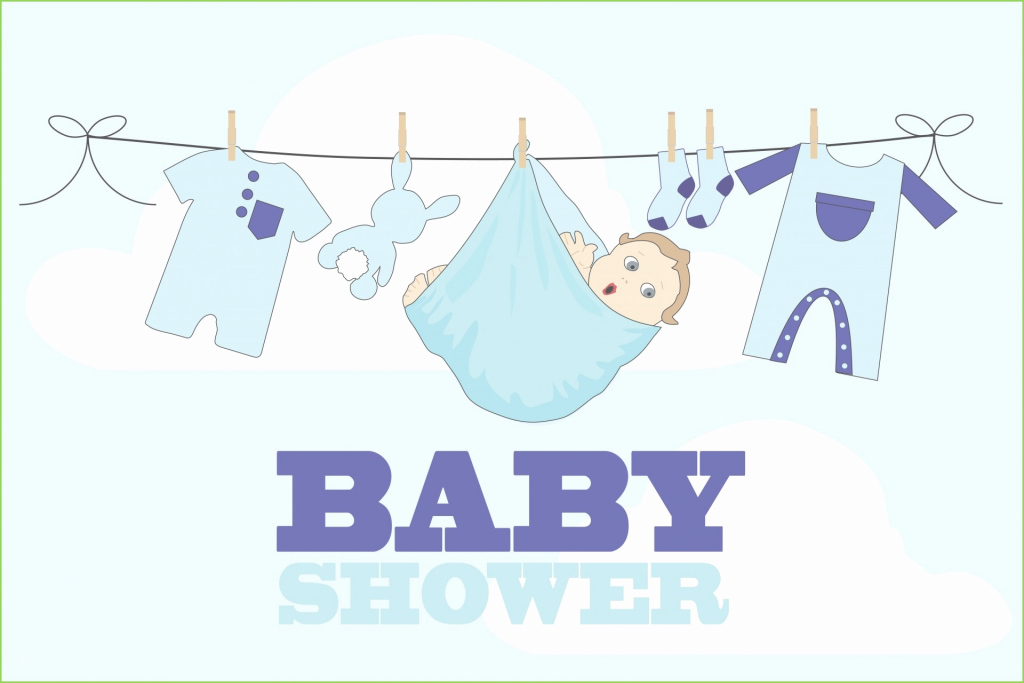 Modular Sprinkle Showers Second Baby Best Boy Baby Shower Wallpaper in New Baby Shower Wallpaper