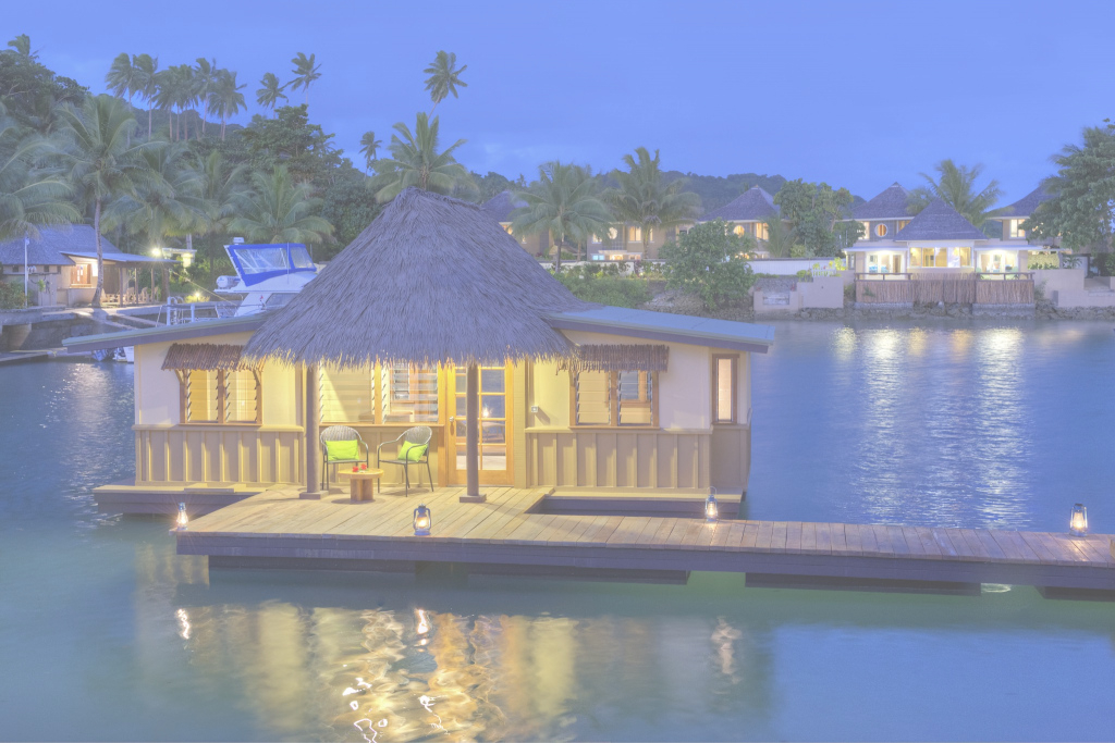 Modular Staying In An Overwater Bungalow In Fiji - Koro Sun for Overwater Bungalows All Inclusive