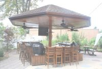 Modular Stylish Patio Bar And Grill Backyard Gazebo Bar Outdoor Bar Gazebo inside Lovely Backyard Bar And Grill