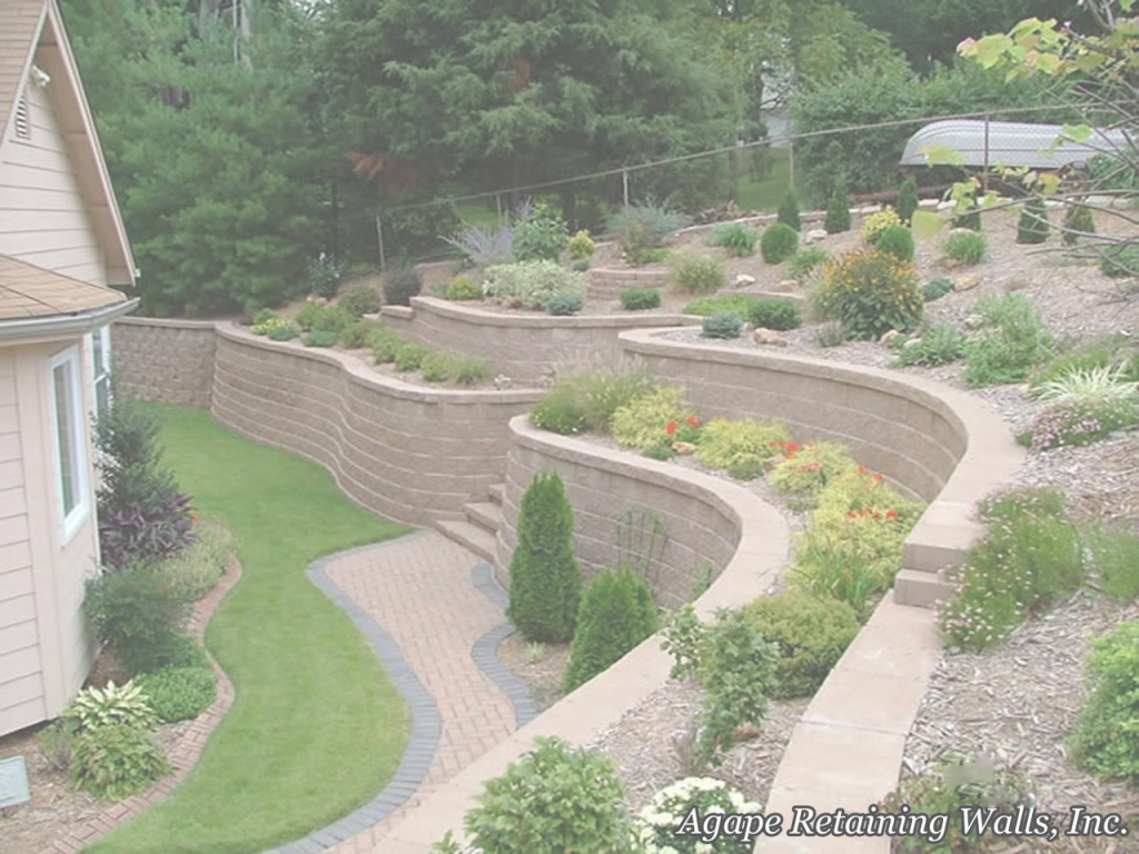 Modular Terraced Backyard Landscaping Ideas – Backyard Pict | Terraced intended for Terraced Backyard