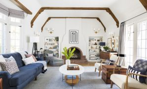 Modular The Living Room Rules You Should Know - Emily Henderson regarding Fresh The Living Room