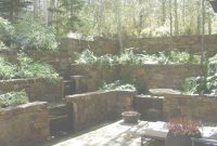 Modular This Rock Wall Terraced Landscape Is Stunning. Perfect For Hilly with Best of Terraced Backyard