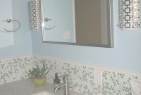 Modular Tile Backsplash Bathroom Sink in Bathroom Sink Backsplash