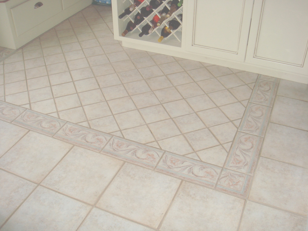 Modular Tile Flooring – Builder Supply Outlet with Set How To Tile A Kitchen Floor