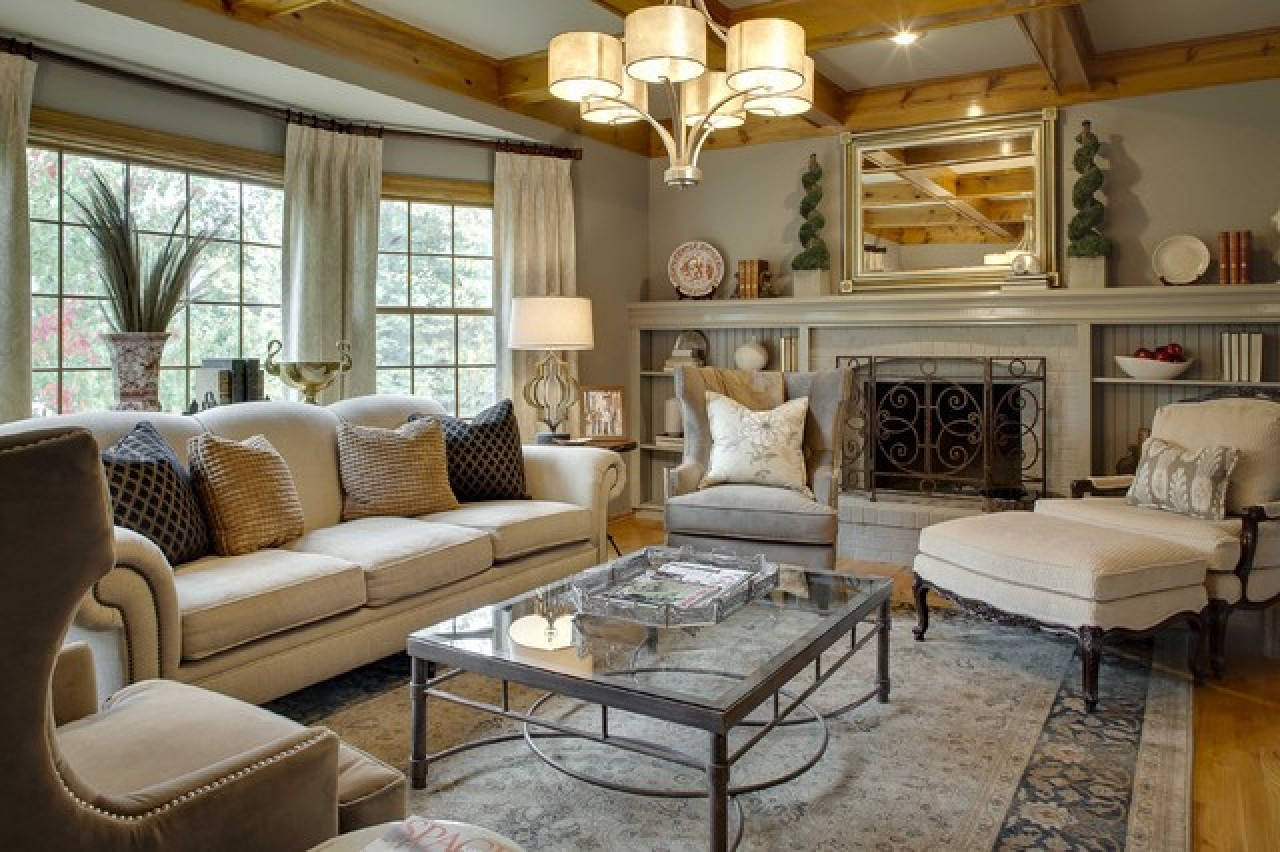Modular Traditional Living Room Ideas With Fireplace And Tv Decor Ideas throughout Fresh Traditional Living Room Ideas