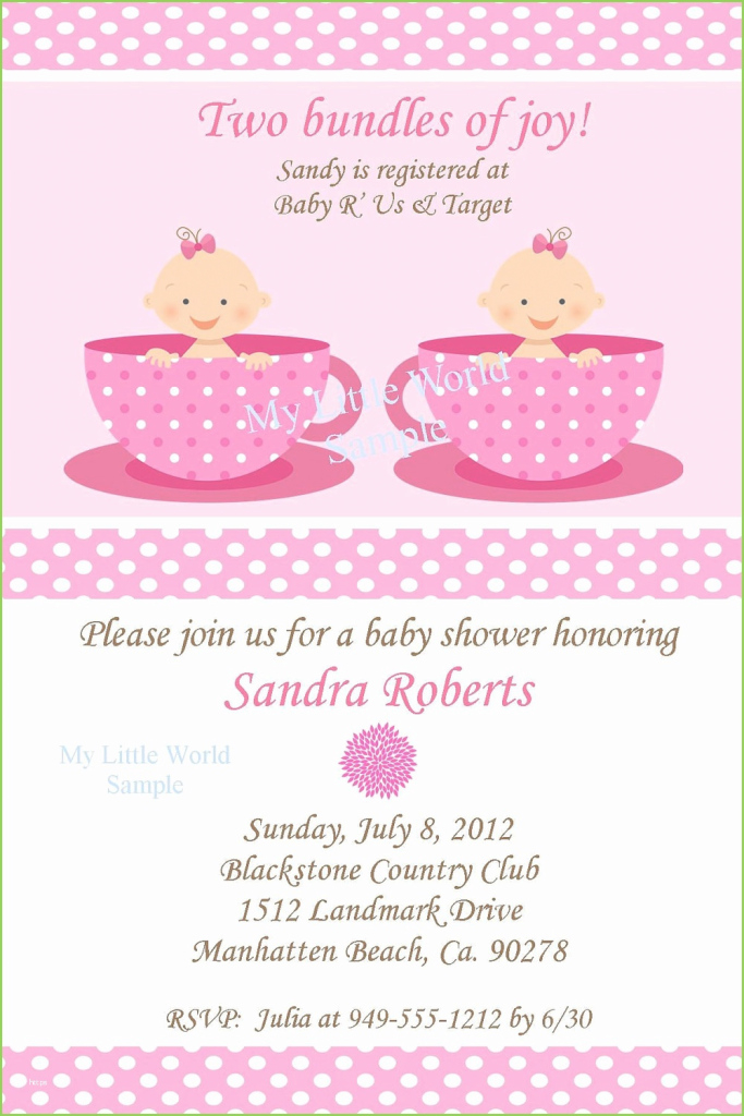 Modular Twin Baby Shower Invitation Wording Great 12 Top Twin Baby Shower regarding Beautiful Baby Shower Invitations For Twins
