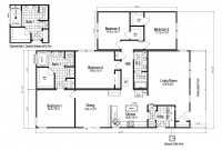 Modular View Wilmington Ii Floor Plan For A 2130 Sq Ft Palm Harbor with Inspirational 3 4 Bathroom Floor Plans