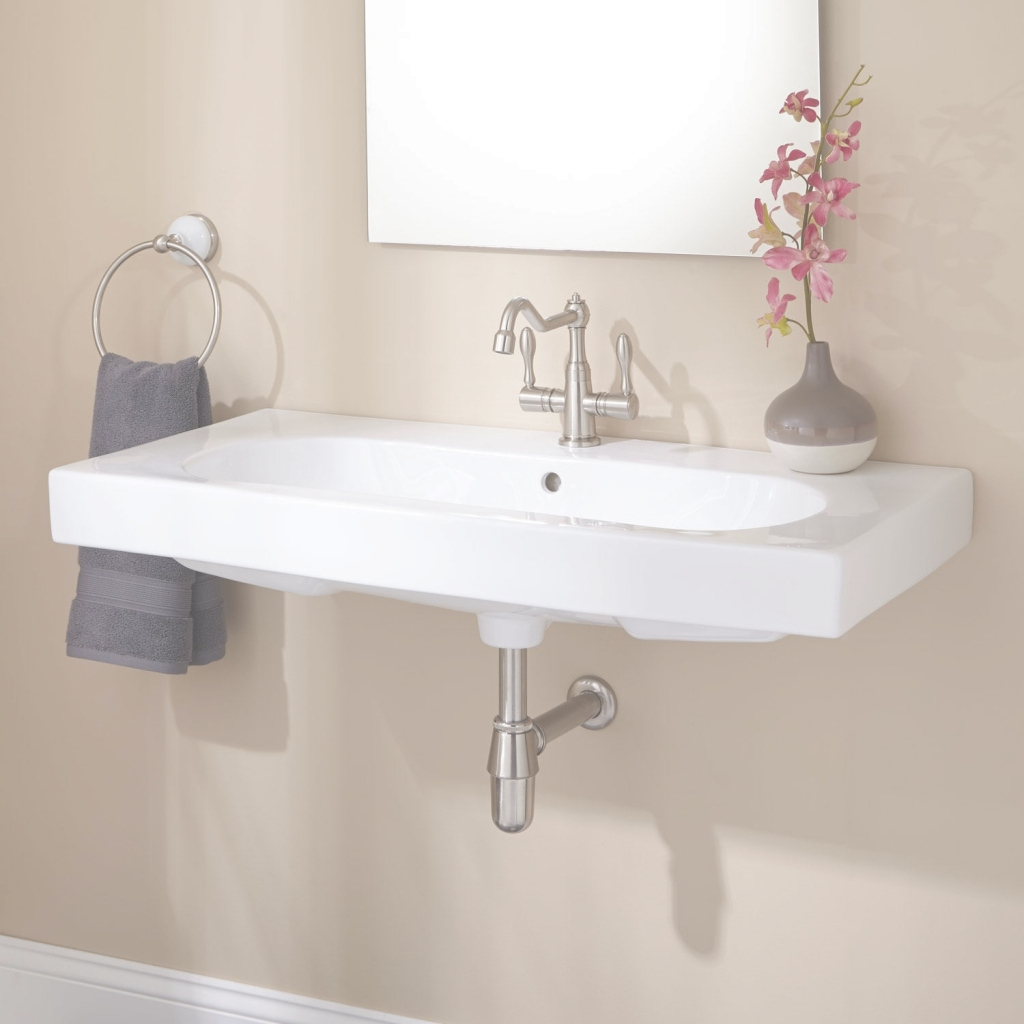 Modular Wall Mounted Bathroom Sinks Within Sink Awesome Zita Mount Avaz within Wall Mount Bathroom Sink