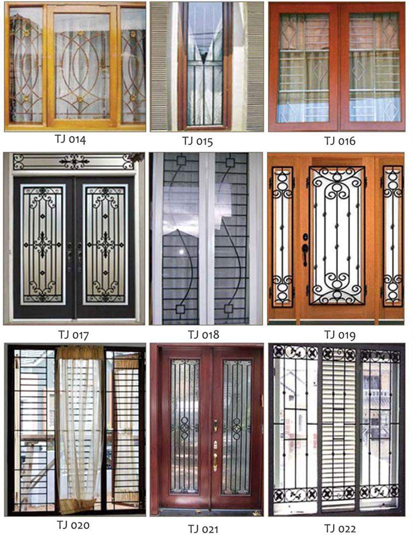 latest window grill design 2017