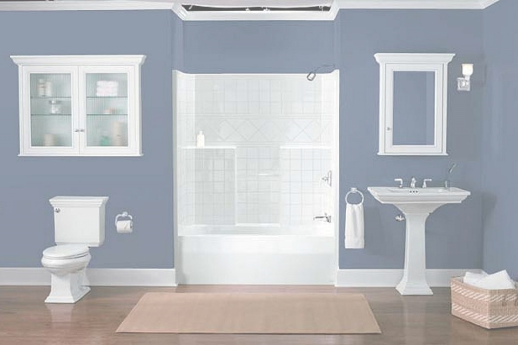 Modular Winning Color Combos In The Bathroom | Diy pertaining to Bathroom Paint Color Ideas