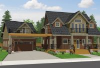Modular Wood House Plans Craftsman Bungalow Style House Style Design : House in Bungalow House Style