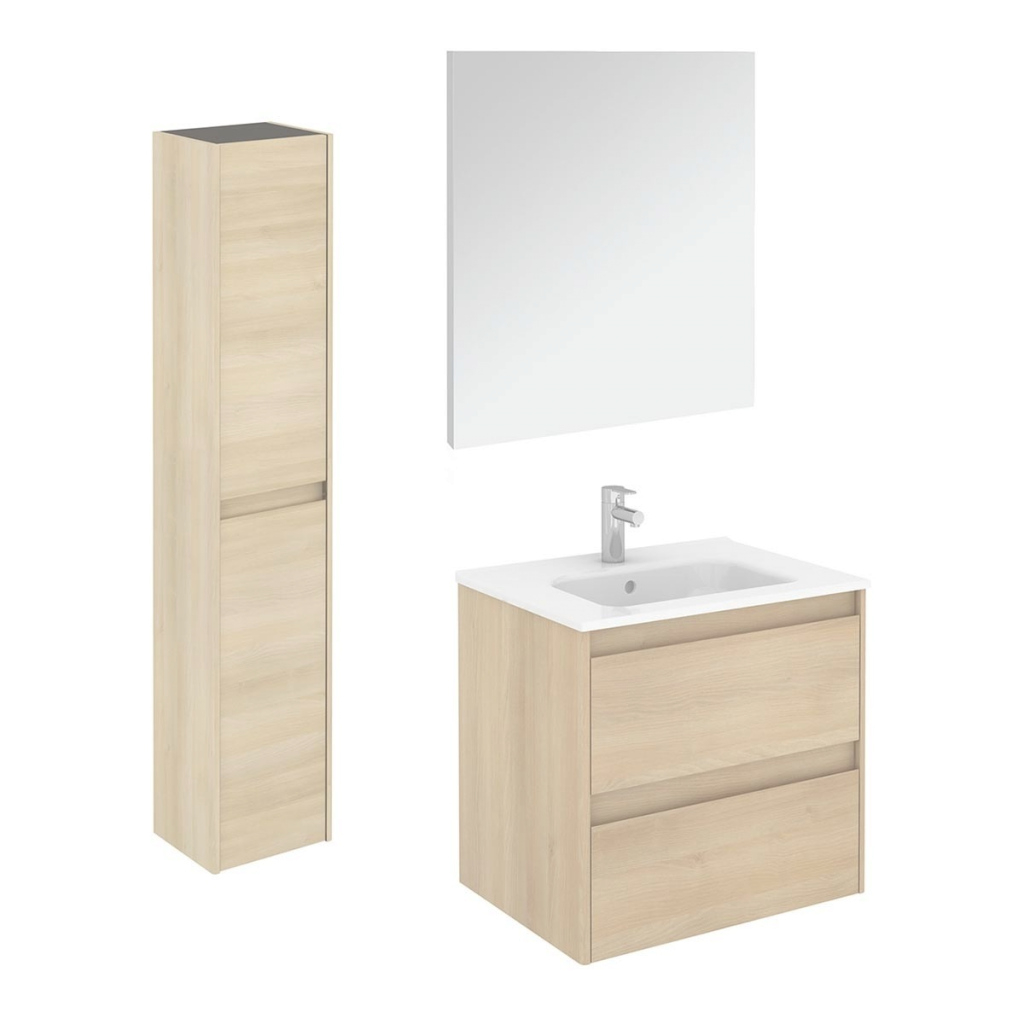Modular Ws Bath Collections Ambra 60 Pack 2 Wall Mounted Bathroom Vanity in Inspirational Wall Mount Bathroom Vanity
