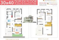 Amazing 30 X 40 House Plans North Facing With Vastu Tips within Beautiful Duplex House Plans For 30X40 Site North Facing