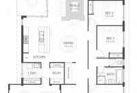 Amazing 4 Bedroom House Plans & Home Designs | Celebration Homes inside House Design Photos With Floor Plan
