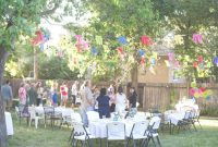 Amazing Backyard Birthday Party Ideas For Adults Bathroom Zapatalab Info within Backyard Birthday Party