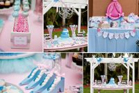 Amazing Kara's Party Ideas Disney Princess Cinderella Girl 1St Birthday with regard to Fresh Cinderella Baby Shower