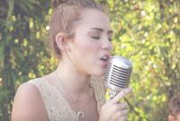 Amazing The 20 Best Miley Cyrus Covers: Watch | Billboard throughout Miley Cyrus Backyard Sessions