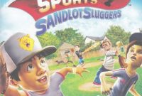 Beautiful Backyard Sports: Sandlot Sluggers (2010) Wii Box Cover Art - Mobygames inside Backyard Sports Sandlot Sluggers