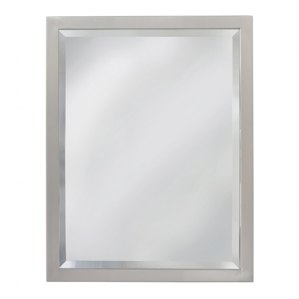 Beautiful Bathroom Mirrors At Lowes With Set Chrome Framed Bathroom Mirror Ideas House Generation