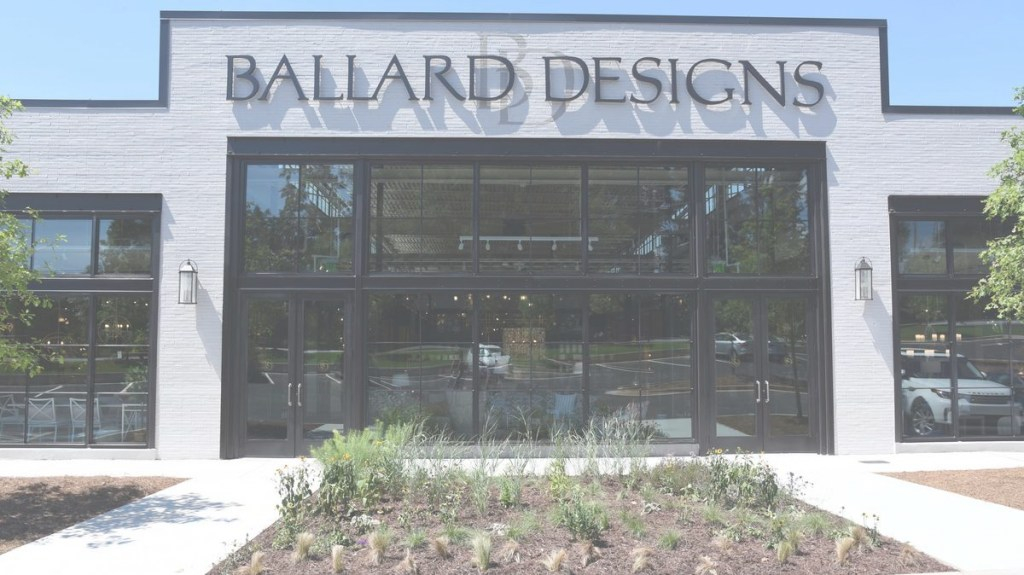 Beautiful First Look At Ballard Designs' New Flagship Store (Photos) - Atlanta inside Review Ballard Designs Atlanta Ga