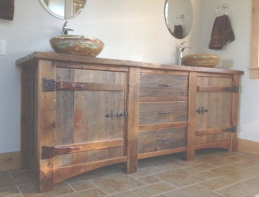 Beautiful Inspirational Rustic Bathroom Vanities For Sale , Perfect Rustic throughout Fresh Rustic Bathroom Vanities For Sale