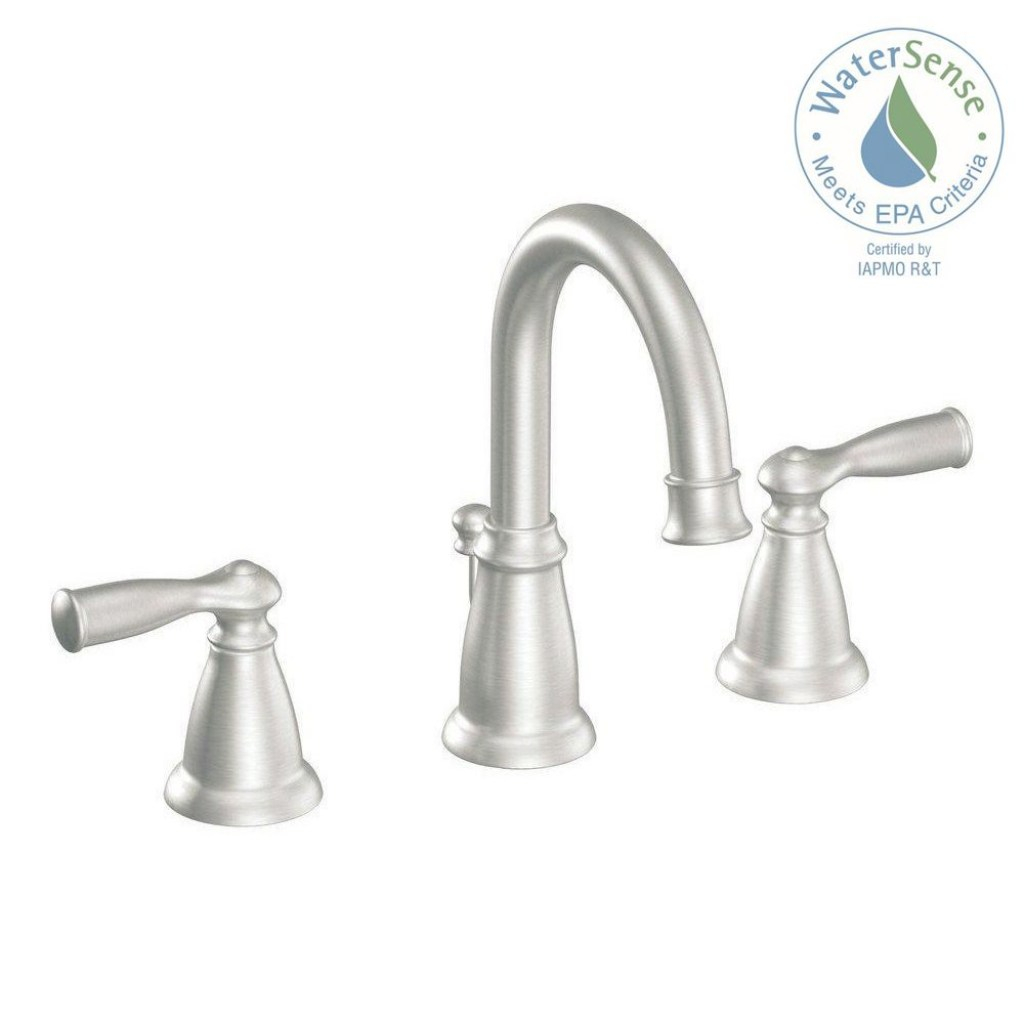Beautiful Moen - Widespread Bathroom Sink Faucets - Bathroom Sink Faucets regarding Review Bathroom Sink Hardware