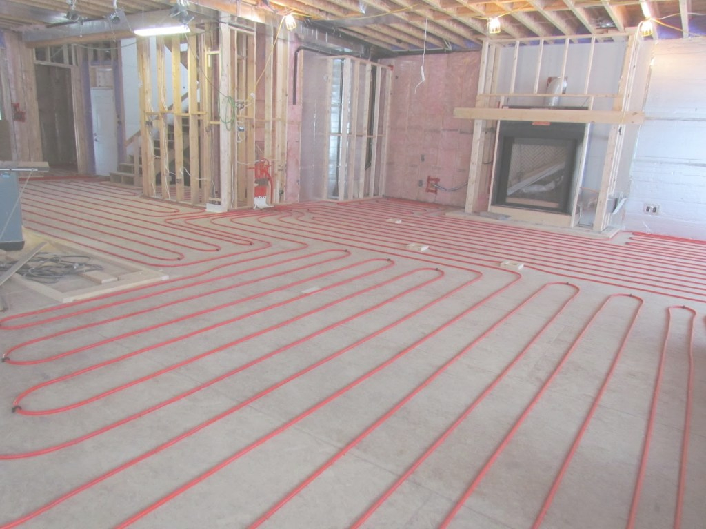 Beautiful Pros And Cons Of Radiant Heating For Your Home Diy Hardwood Floors within Heated Floors In Bathroom